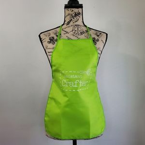 Kids Assistant Crafter Apron